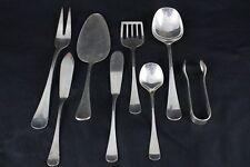 Robbe & Berking Design 35 Vorlagebesteck 925er Silber (c1108)