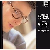 Andreas Scholl - Folksongs & Lute Songs (CD 1996)
