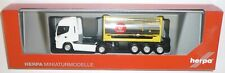 Herpa 310604 Iveco Stralis XP Tankcontainersattelzug Eurotainer 1:87 Spur H0