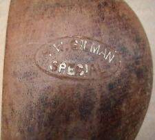 RARE  Antique H.W.GILMAN SPECIAL SPLICE NECK Wood Shaft  DRIVER