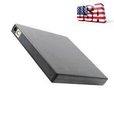 Portable USB2.0 External Combo Optical Drive CD/DVD Player Burner Drive Black US