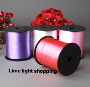 Christmas party colour curling ballon ribbon ribbons for decoration  wraping