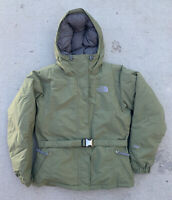 The North Face 550 Insulated Down Puffer Jacket Ski Coat Parka Women's Sz Medium