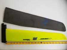 "Windsurfing Slalom Fin, Select ZERO Racing, Trim Box 52cm/20.5"" Skeg (new)"