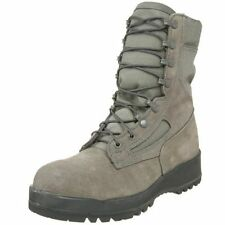 Nylon Solid Military Wellco Boots for Men