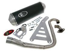 Escape Turbo Kit GMax 4T para SYM Euro MX VS 125ccm