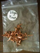 COPPER TACKS.50gr x 15mm Free Post