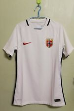Norway 2016-17 Away match player issue M Shirt Jersey