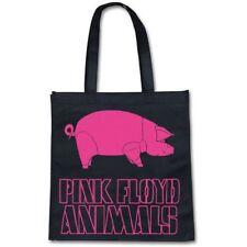 Pink Floyd Animales negro totalizador del bolso de compras de la vida oficial