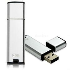 64GB USB 2.0 Flash Drive Memory Stick 8G Storage Thumb Disk Useful NEW PY3 TMPG