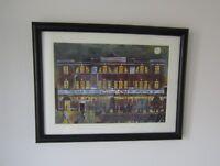 Northern Soul, Wigan Casino; Lambretta; Wigan Casino All Nighter; Framed Print