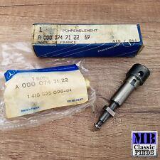 Mercedes Benz Unimog & truck OM314 OM352 Injection pump element OEM NOS