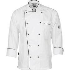 DNC Workwear Unisex Classic Chef Jacket - Long Sleeve (1112)