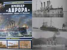 Russian Imperial Navy Cruiser AVRORA and her Sisterships DIANA and PALLADA