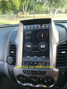 """12.1"""" Android 9.0 GPS Tesla Style For FORD RANGER 2012-2015 with Apple Carplay"""