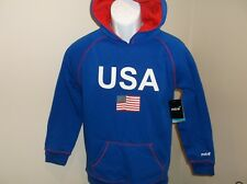e820b2bd3 Mitre Team USA Soccer Hoodie - Youth XL 18-20 Ship