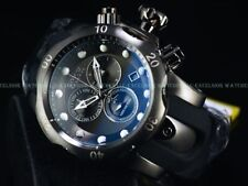 RARE ALL GUNMETAL Invicta Reserve 53mm Venom Swiss ETA Chronograph 1000M Diver