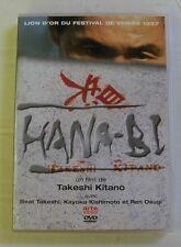 DVD HANA-BI - Beat TAKESHI / Kayoto KISHIMOTO - Takeshi KITANO - RARE
