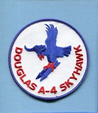 DOUGLAS A-4 SKYHAWK US NAVY USMC VA VMA Foreign Attack Squadron Jacket Patch