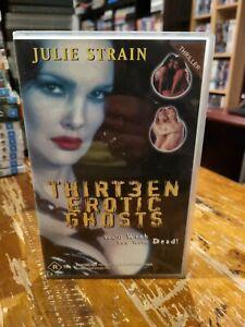 Thirteen Erotic Ghosts VHS