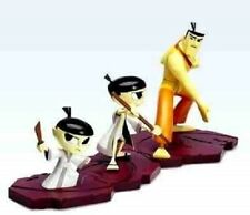 Cartoon Network Samurai Jack Training Progression Statue Maquette Fig 489/2500