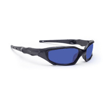 BoroTruView Shade #3 Glassworking Safety Glasses - 64-16-140 Black Plastic Wrap
