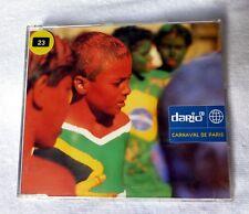 Dario - Carnaval de Paris (World Cup 1998) - CD Single