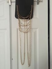 Body Chain Necklace Brand New Sexy