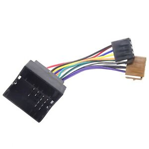 Modulo adattatore connettore ISO per autoradio Citroen C2 2005- IS99