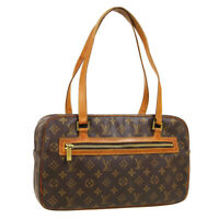 LOUIS VUITTON CITE GM HAND TOTE BAG FL0092 PURSE MONOGRAM CANVAS M51181 34286