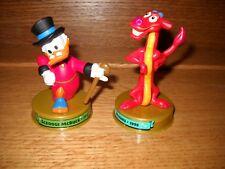 McDonalds 100 Years of Magic Walt Disney World Scrooge McDuck & Mushu
