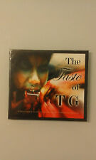 THROBBING GRISTLE - THE TASTE OF TG - DIGIPACK CD
