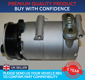 AIR CON COMPRESSOR PUMP TO FIT FORD C-MAX FORD FOCUS MK2 VOLVO C30 S40 V50