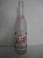 VINTAGE PEPSI COLA 10oz. 9 3/4 in. SODA BOTTLE 1958