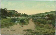Sheffield, Rivelin Valley Postcard, C028