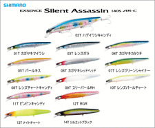 SHIMANO EXSENCE SILENT ASSASSIN 140S salt water lure sinking minnow plug 140 S
