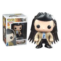 Supernatural Castiel With Wing Funko Pop Vinyl Evil Power Action Figure Toy UK