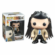 Supernatural Castiel With Wing Funko Pop Vinyl Evil Power Action Figure Gift Toy