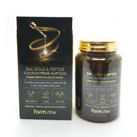 [FARM STAY] 24K Gold & Peptide Solution Prime Ampoule - 250ml / Free Gift