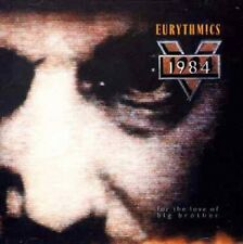 Eurythmics 1984-For The Love Of Big Brother CD NEW SEALED Soundtrack Sexcrime+