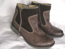 56de49c144903 Josef Seibel Stiefeletten - Boots - Damen/Mädchen ++ weiches Leder braun Gr.