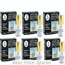 6x Stud100 Spray Ritardante Contro Eiaculazione Precoce  12g