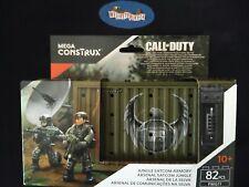MEGA CONSTRUX CALL OF DUTY Jungle Satcom Armory Set NIB