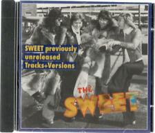 The Sweet, Previously Unreleased Tracks & Versions; 15 track CD