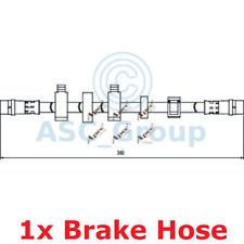 APEC BRAKING 360mm Scheibe Bremssattel flexibel GUMMISCHLAUCH hos4099