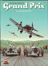 Grand Prix Nr. 2 Hardcover Comic von Marvano in Topzustand !!!