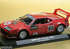 Fly A1301 BMW M1 - Procar 1980  New