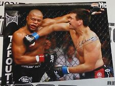 Lyoto Machida Signed UFC 16x20 Photo PSA/DNA COA Autograph Picture Poster 98 157