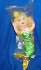 """1990 Chicken of the Sea Mermaid Plush Doll 15"""" Never Used"""