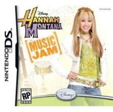 Hannah Montana (Nintendo DS, 2006) - European Version